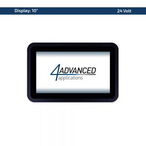 "10"" Multitouch-Panel – Variante 24 VDC"