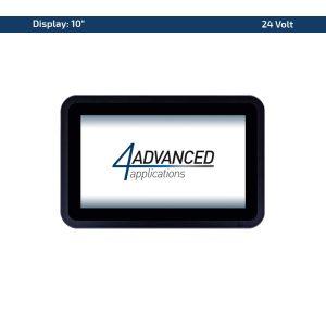"""10"""" Multitouch-Panel – Variante 24 VDC"""