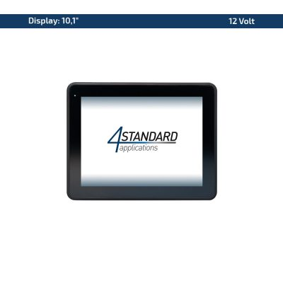 "10,1"" Multitouch-Panel – Variante 12 VDC"