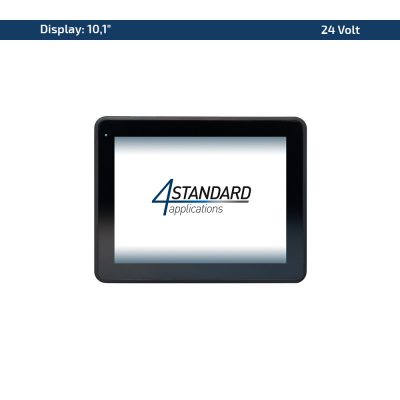 "10,1"" Multitouch-Panel – Variante 24 VDC"