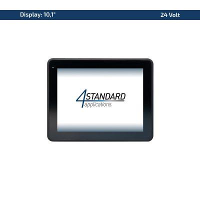 """10,1"""" Multitouch-Panel – Variante 24 VDC"""