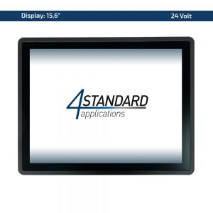 "15,6"" Multitouch-Panel – Variante 24 VDC"
