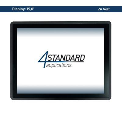 """15,6"""" Multitouch-Panel – Variante 24 VDC"""