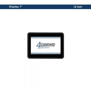 "7"" Multitouch-Panel – Variante 12 VDC"