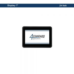 "7"" Multitouch-Panel – Variante 24 VDC"