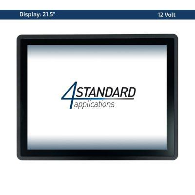 """21,5"""" Multitouch-Panel – Variante 12 VDC"""