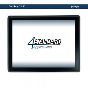 "21,5"" Multitouch-Panel – Variante 24 VDC"