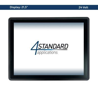 """21,5"""" Multitouch-Panel – Variante 24 VDC"""